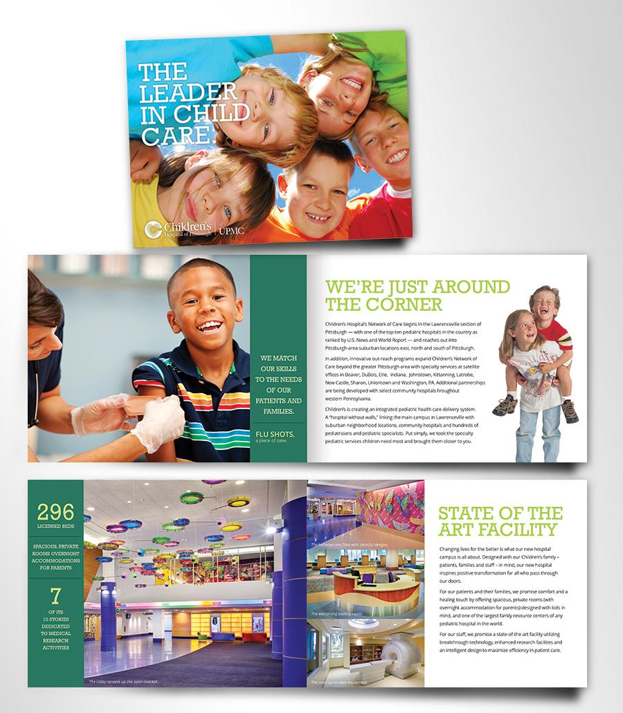 Children's Hospital of Pittsburgh Brochure