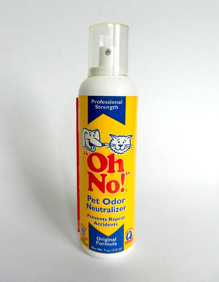 OhNo! Product Label