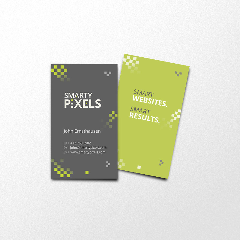 Smarty Pixels Business Card