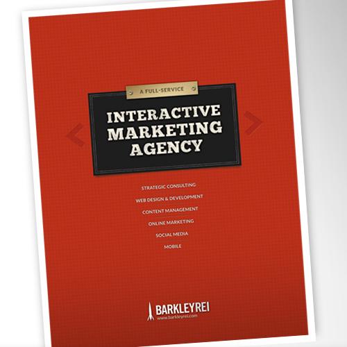 BarkleyREI — Services Brochure