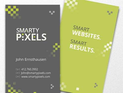 Smarty Pixels Business Cards