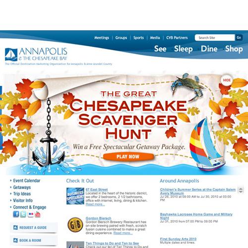 Visit Annapolis Promotion Concepts