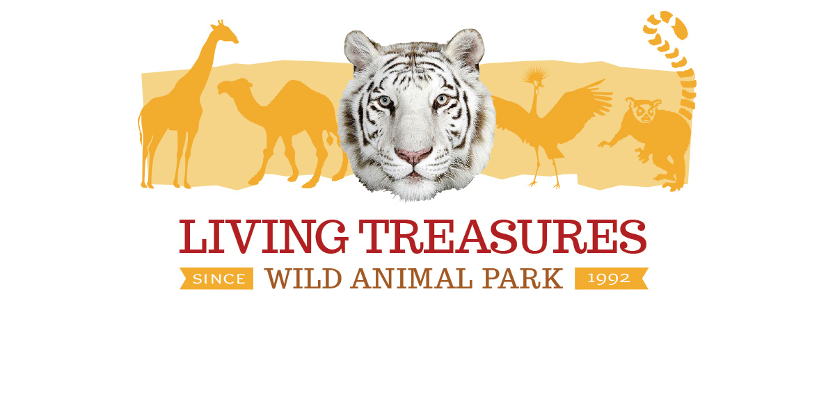 Living Treasures Wild Animal Park Logo