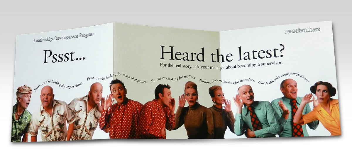 Reese Brothers Leadership Brochure