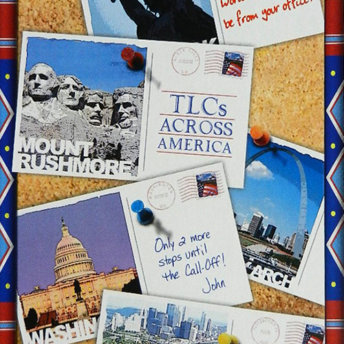 Reese Brothers TLC Across America Poster