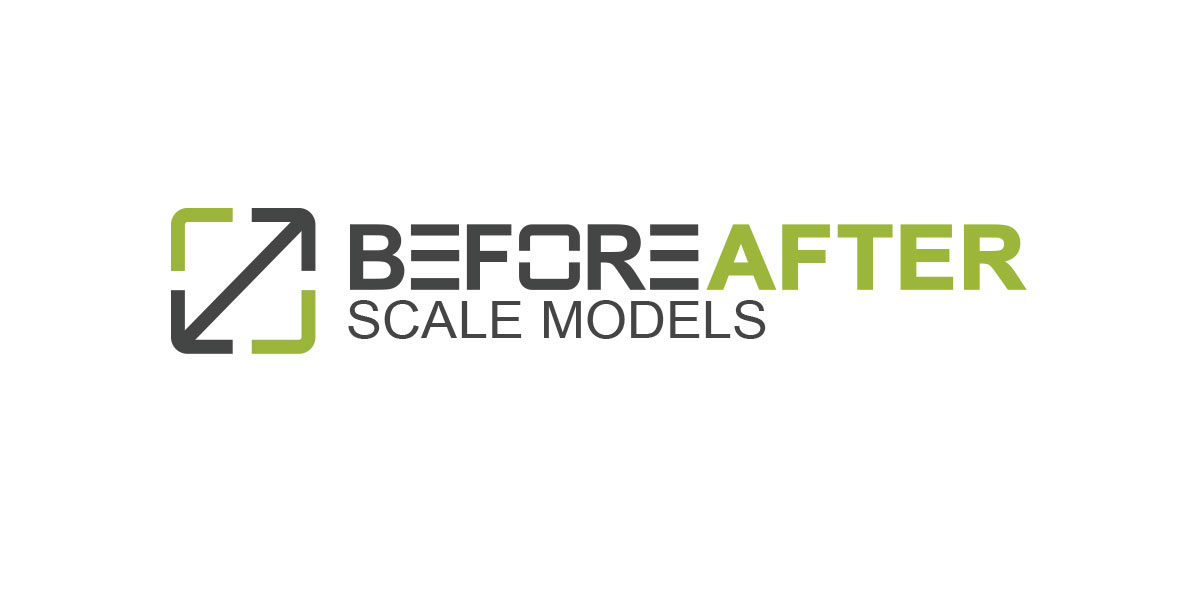Before After Scale Models
