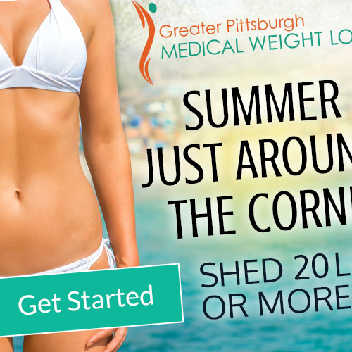 Greater Pittsburgh Medical Weight Loss Summer Banners