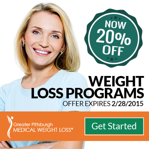 Greater Pittsburgh Medical Weight Loss Banners