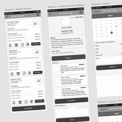 ExerZone App
