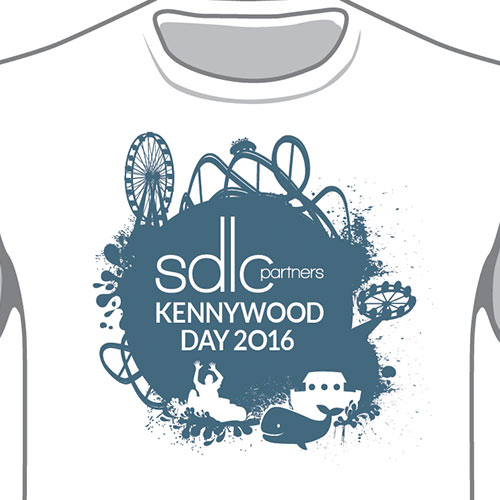 SDLC Partners — Kennywood Park Fun Day T-Shirt